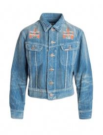 Giubbino in jeans Kapital online