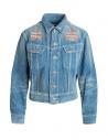 Giubbino in jeans Kapital acquista online KOR610LJ10 IDG