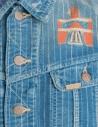 Kapital jeans jacket KOR610LJ10 IDG price