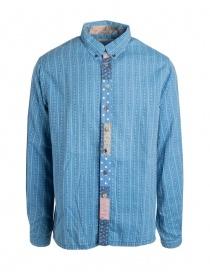 Kapital sky-blue shirt K87LS295-IDEXRED order online