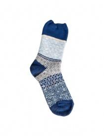 Kapital Sax socks blue K1805XG605-SAX order online