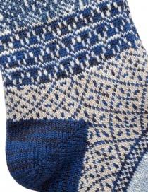 Kapital Sax socks blue