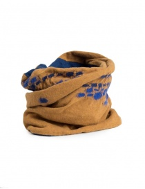 Cappelli online: Paraorecchie Kapital blu e senape