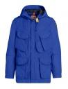 Parajumpers Dubhe royal blue jacket buy online PMJCKSY03 DUBHE 516 ROYAL