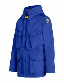 Giacca Parajumpers Dubhe colore blu royal acquista online