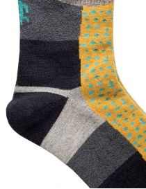 Kapital black socks with yellow dachshund dog price