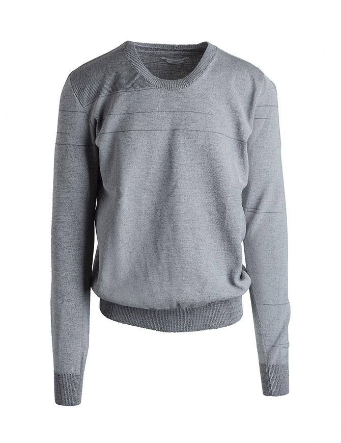 Maglia Deepti colore grigio K-146 K-146-COL.45 maglieria uomo online shopping
