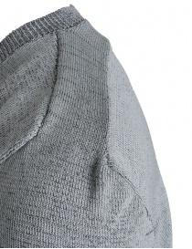 Maglia Deepti colore grigio K-146 maglieria uomo acquista online