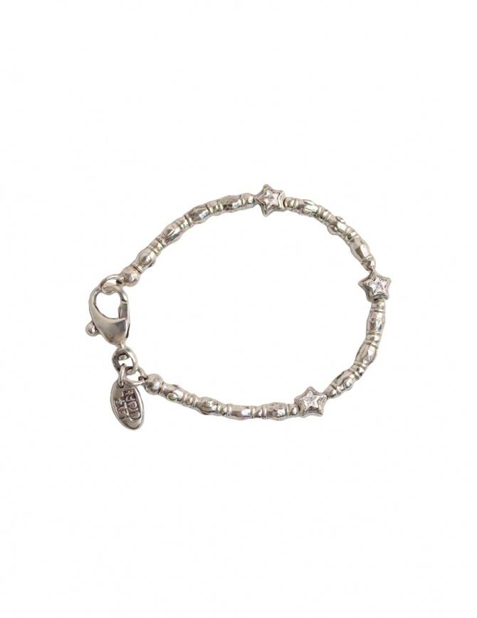 ElfCraft bracelet with zircon stars 287.85. BRACELET jewels online shopping