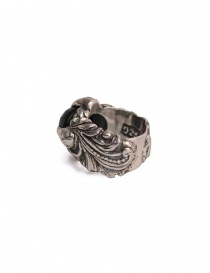 ElfCraft ring with black zirconia stone price