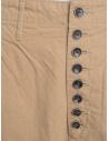Pantalone Kapital beige chiusura a bottoni K74LP162-KAPITAL prezzo