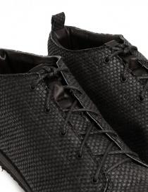Scarpe Petrosolaum intrecciate blu calzature uomo acquista online