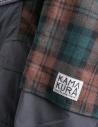 Giacca Kapital Kamakura marrone e verde prezzo K1711LJ216 BROUN PARKAshop online
