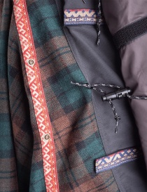 Kapital Kamakura brown and green jacket buy online price