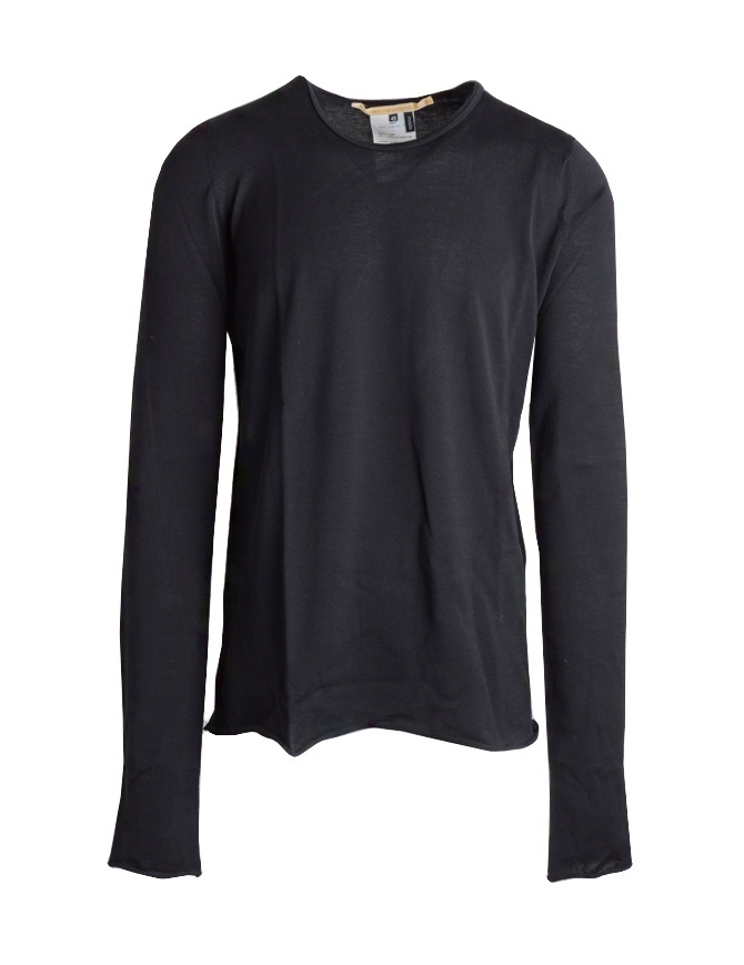 Carol Christian Poell long sleeve black sweater TM/2517-IN TM/2517-IN COFIFTY/10 mens knitwear online shopping