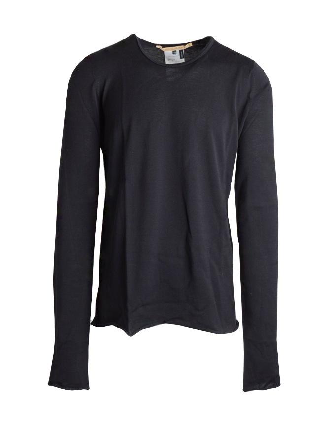 Carol Christian Poell long sleeve black sweater TM/2517-IN TM/2517-IN COFIFTY/10 mens knitwear online shopping