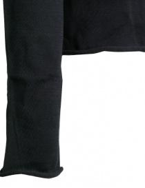 Carol Christian Poell long sleeve black sweater TM/2517-IN price