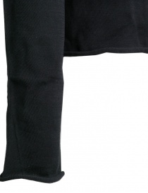 Maglia Carol Christian Poell manica lunga nera TM/2517-IN prezzo