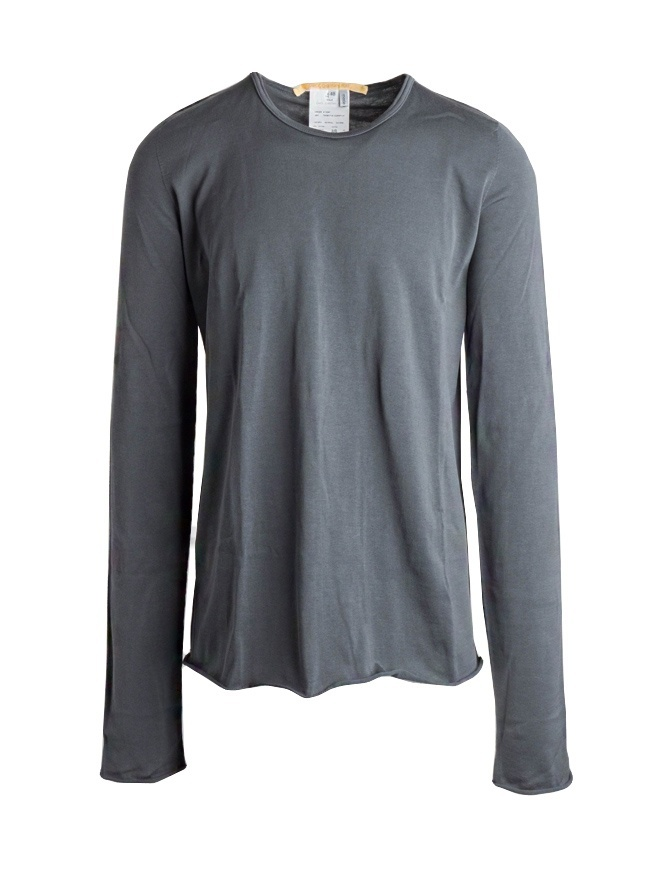 Carol Christian Poell long sleeve grey sweater TM/2517 TM/2517-IN COFIFTY/7 mens knitwear online shopping