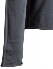 Maglia manica lunga Carol Christian Poell grigia TM/2517 prezzo