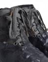 Scarpe Carol Christian Poell grigio scuro con suola in gomma colata alta prezzo AM/2524 ROOMS-PTC/19 HIGH-RUBBERshop online