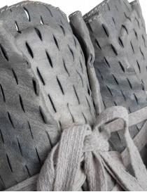 Scarpe Carol Christian Poell traforate con suola in gomma colata calzature uomo prezzo
