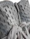 Scarpe Carol Christian Poell traforate con suola in gomma colata prezzo AM/2686C ROOMS-PTC/33shop online