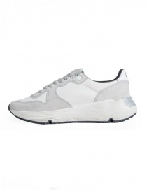 Golden Goose Running Sneakers White with Black Star buy online