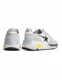 Golden Goose Running Sneakers White with Black Star price