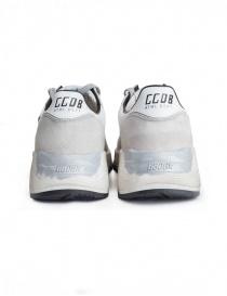 Sneakers Golden Goose Running Bianche Stella Nera calzature uomo acquista online