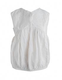 Camicia Kapital bianca smanicata a palloncino online