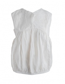 Kapital white sleeveless balloon shirt online