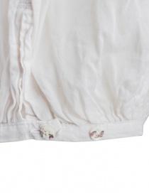 Camicia Kapital bianca smanicata a palloncino camicie donna acquista online