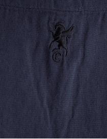 Camicia European Culture blu maniche 3/4 camicie donna acquista online