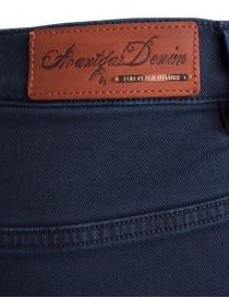 Jeans Avantgardenim blu navy a palazzo prezzo