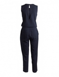 European Culture blue sleeveless sweatsuit Lux Mood