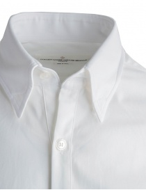 Golden Goose shirt in white pique cotton price