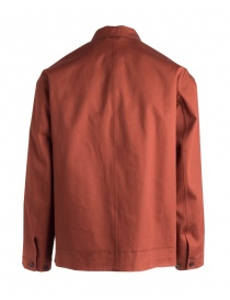 Golden Goose Gary jacket in brick color