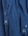 Kapital indigo skirt in linen KOR608SK93 IDG price