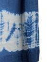 Kapital indigo skirt in linen KOR608SK93 IDG buy online