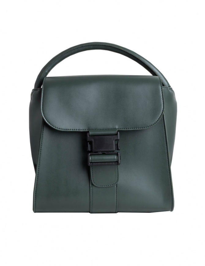 Zucca green bag with buckle ZU97AG176-10 GREEN bags online shopping