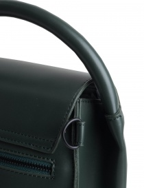Zucca green bag with buckle bags price