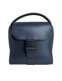 Zucca blue bag with buckle online