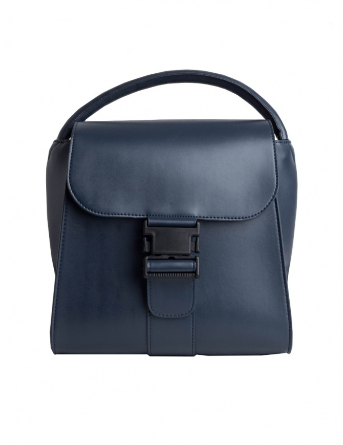 4af7f3b7c7 Borsa Zucca con fibbia colore blu ZU97-AG176 13 NAVY borse online shopping