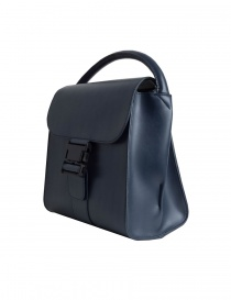 Zucca blue bag with buckle