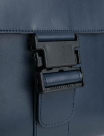 Borsa Zucca con fibbia colore blu borse acquista online