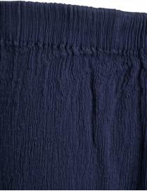Crêperie navy blue long skirt price