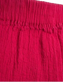 Crêperie red long skirt price