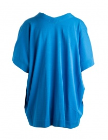 Zucca short-sleeved blue cardigan