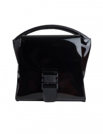 Zucca black semi-transparent bag ZU97-AG174-26 BLACK order online